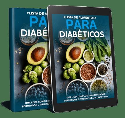 Bõnus 2 - Lista de Alimentos para Diabéticos